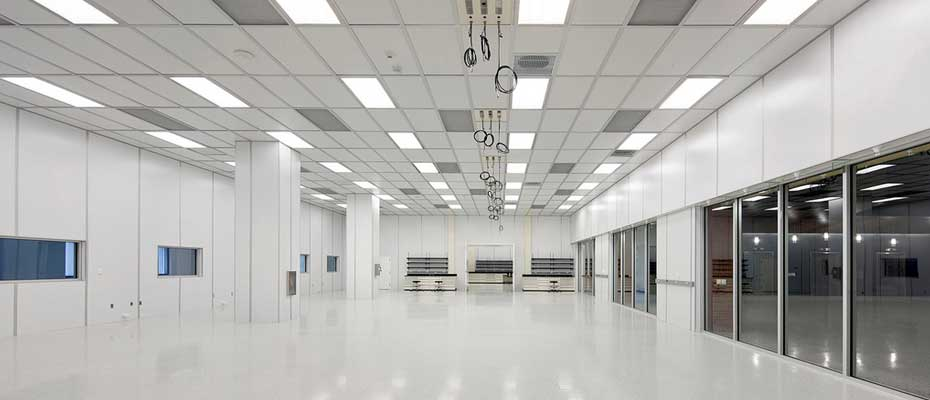 Cleanroom Systems Honeycomb Core Polycarbonate Honeycomb